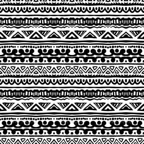 tribal pattern drawn drawn pattern tribal print pencil and in color drawn