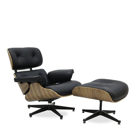 Eames Armchair And Ottoman by Lounge Wood Armchair And Ottoman Leather Armchairs