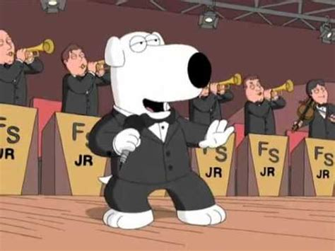 swing and a miss family guy family guy brian sings and swings when we swing youtube