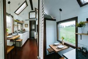 Small Homes Interior Design Cozy Small House Design On Wheels Beautiful Homes