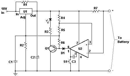 index 16 power supply circuit circuit diagram seekic