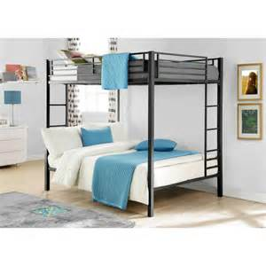 Bunk Bed In Walmart Dorel Metal Bunk Bed Finishes Walmart