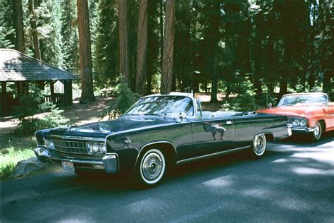 bill chrysler bill ulman s 1966 chrysler imperial convertible