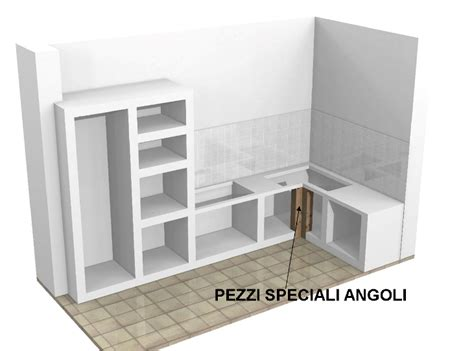 cucine ad angolo in muratura angolo per cucine in muratura su misura