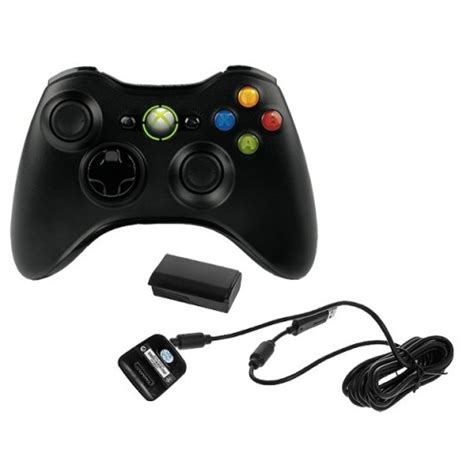 Xbox360 Charge Kit xbox 360 wireless controller with play and charge kit