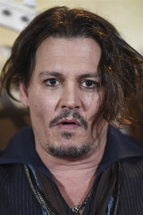 Johnny Depp Johnny Depp Promotes Through The Looking Glass In