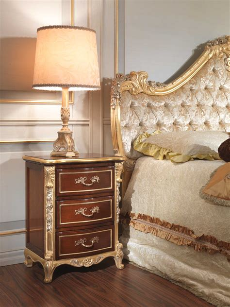 18th Century Bedroom Furniture Classic Italian Bedroom 18th Century Table Vimercati Classic Furniture