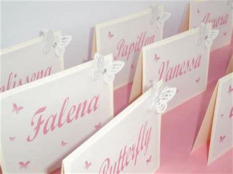 nomi ragazze futura segnatavolo tema farfalle paperblog