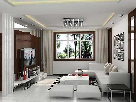 salas de luxo decoradas simples pequenas grandes fotos