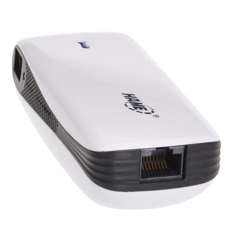 Wi Fi Router Hame A15 hame a100 portable 3g wi fi router rechargeable 5200mah