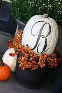 Decorating Ideas For Pumpkins Dishfunctional Designs Decorating With Pumpkins