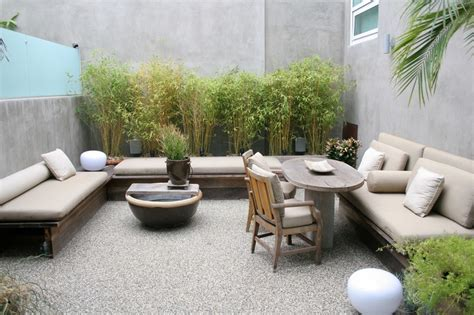 courtyard patio furniture creative courtyards the owner builder network