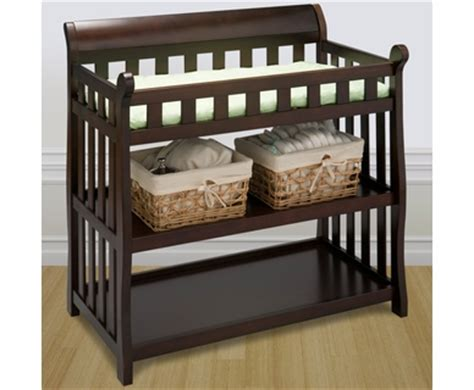 Delta Canton Changing Table Delta Canton Changing Table Delta Canton 3 Drawer Flat Top Changing Table Espresso Nursery