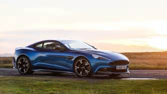 Aston Martin Vanqish Aston Martin Vanquish S 2017 Review By Car Magazine