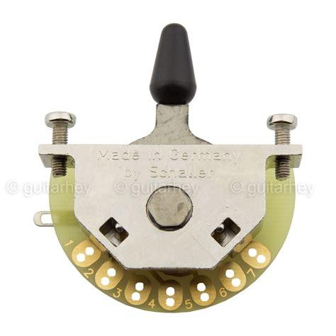 schaller 5 way switch wiring diagram efcaviation