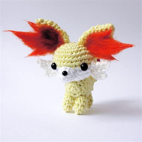 amigurumi pattern free pokemon fennekin pattern by lefay00 on deviantart