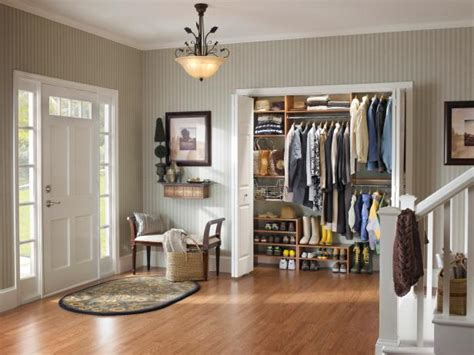 living room entryway ideas living room entryway closets hgtv