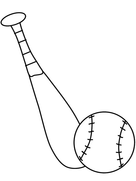 Coloring Pages Of Baseball baseball coloring pages coloring pages to print