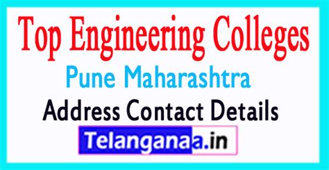 Top 10 Mba Colleges In Maharashtra by Top Engineering Colleges In Pune Maharashtra All India