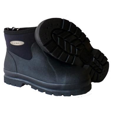 steel toe rubber work boots s muck boots chore low steel toe work boots 183295