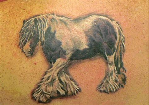 horse tattoo tatto awesome tattoos