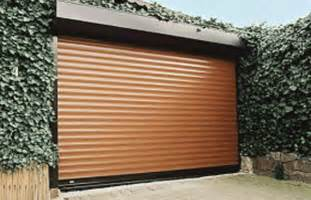 Roll Up Door Vs Overhead Door Garage Door Parts Garage Door Parts In
