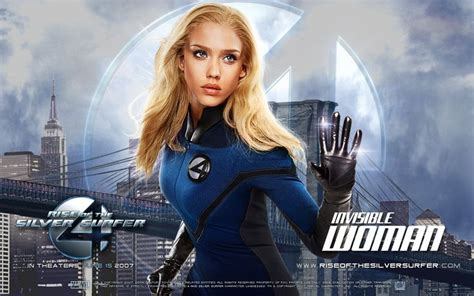 film marvel jessica jessica alba as the invisible woman sue storm of quot the