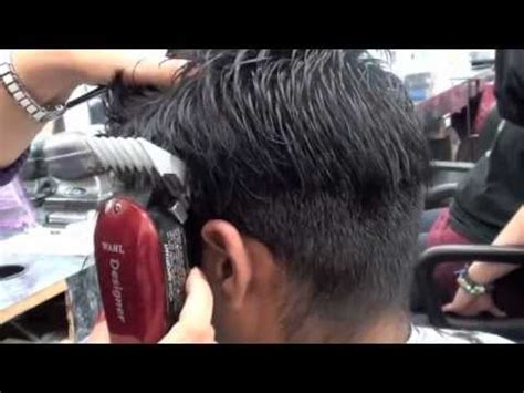 clipper cuts fine hair clipper haircut and blending for an undecided client youtube
