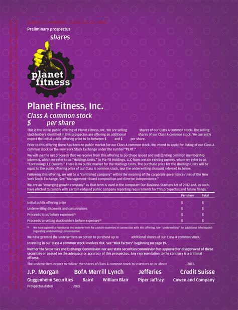 membership types planet fitness edgar filing documents for 0001193125 15 230459
