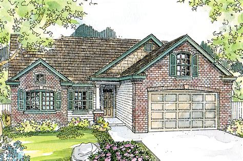 Classic Cottage Plans by Classic House Plans Glenbarr 30 457 Associated Designs