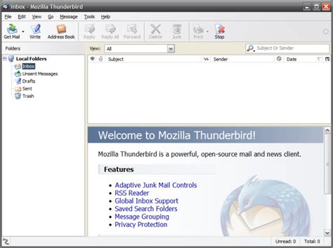 Mozilla Thunderbird 20 Is Go Free Email Client Now Available In Updated Format by Thunderbird Portable