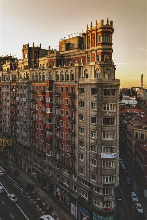 oficinas bankia cartagena 17 mejores im 225 genes sobre madrid edificios y fachadas en