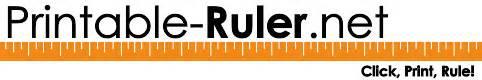 All rulers printable ruler