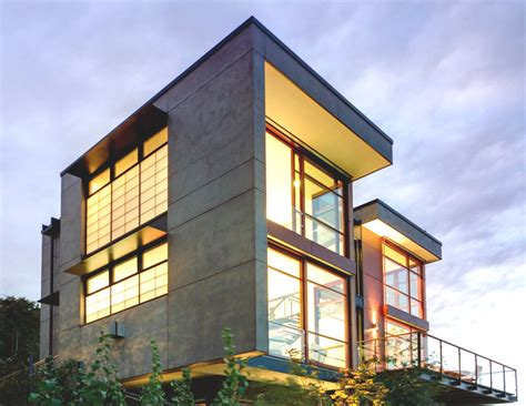 balance associates architects capitol hill residence is a