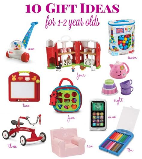 chritmas gift ideas for 2 year old girl that is not toys gift ideas for a 1 year s tidbits