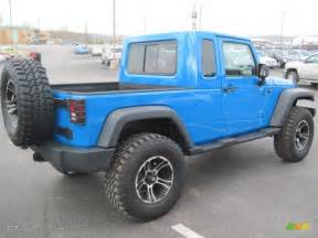 Blue Jeep Jk Cosmos Blue 2012 Jeep Wrangler Unlimited Mopar Jk 8
