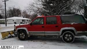 armslist for trade 93 chevy suburban