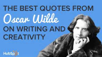 Image result for oscar wilde quotes on writing