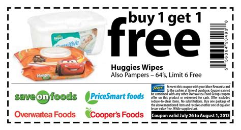 printable huggies coupons canada more rewards buy one get one free huggies or pers