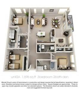 Hillside House Plans For Sloping Lots House Plans 3 Bedroom 2 Bath