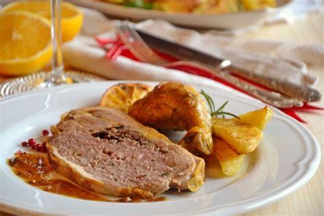 come si cucina il pollo ripieno pollo ripieno delle feste w il pollo