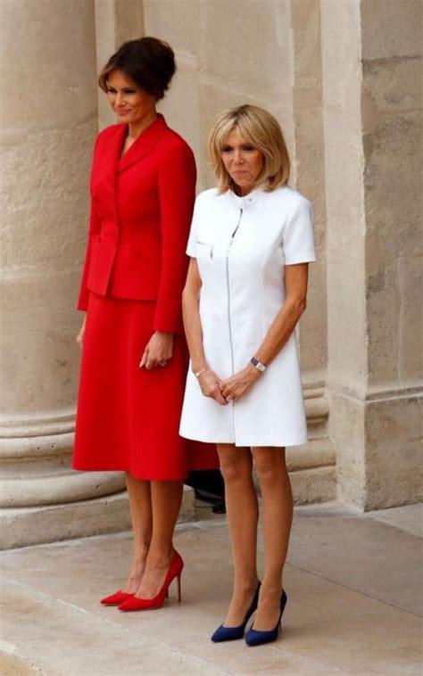 5 type ageless style how brigitte macron has made the miniskirt an ageless