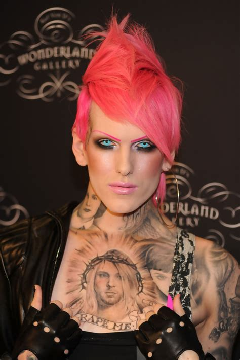 jeffree star tattoos jeffree photos photos d s