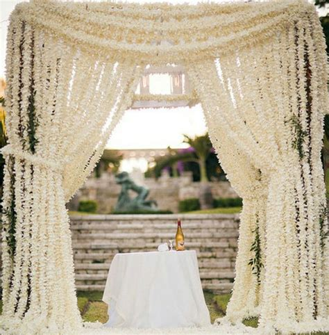 Wedding Arch Canopy by Wedding Decor Canopy And Arch Inspiration