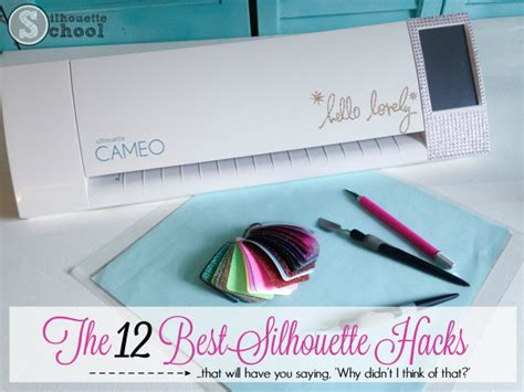 12 silhouette hacks you shouldn t craft without