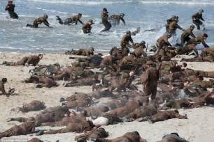 Dunkirk by Christopher Nolan Marshals Army Of Extras As He Recreates