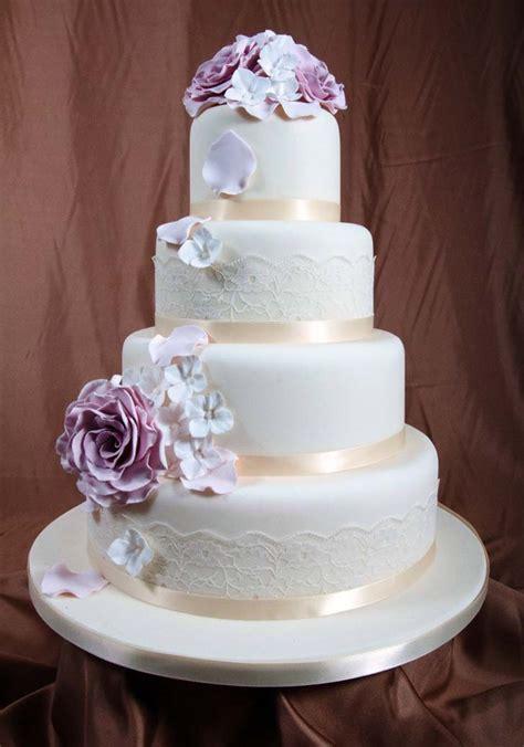 New Four Tier Wedding Cake Awesome 4 Tier Wedding Cake Cake Magazine
