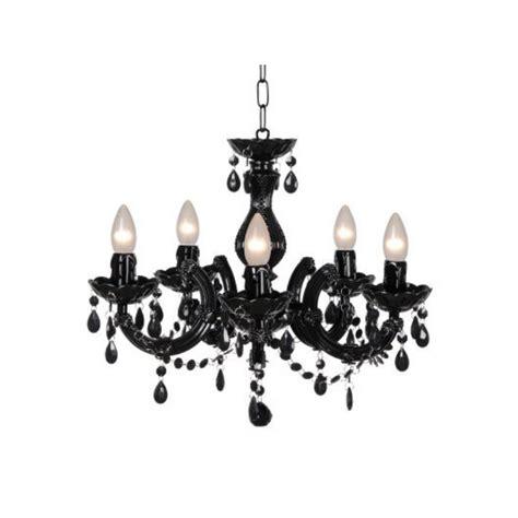 lustre baroque design lustre baroque noir le suspendue arabesque lucide