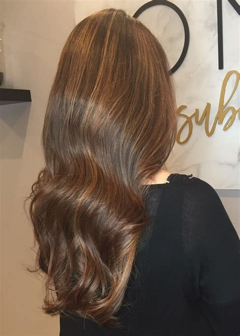how long does it take for lowlights to fade in blonde hair perth s best brunette balayage trends 2017 one subiaco