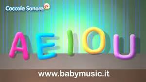 O U O U U O U la canzone delle vocali a e i o u youtube